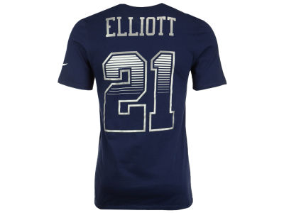 Dallas Cowboys Ezekiel Elliott Nike NFL Men's Pride Modern 1.0 T-Shirt