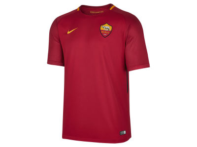 AS Roma Nike Men's Club Team Home Stadium Jersey