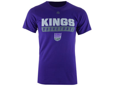 Sacramento Kings Majestic NBA Men's Proven Pastime T-shirt