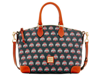 Ohio State Buckeyes Dooney & Bourke Satchel
