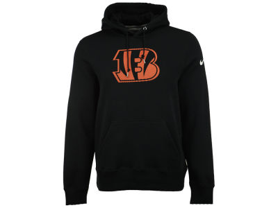 Cincinnati Bengals Nike NFL Men's Charged Up Hoodie