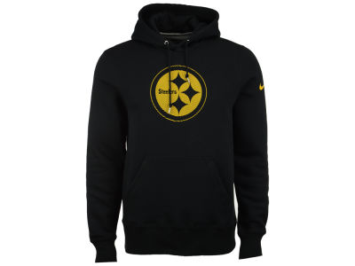 Pittsburgh Steelers Nike NFL Men's Charged Up Hoodie