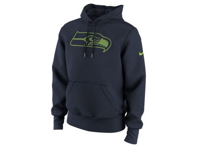 Seattle Seahawks Nike NFL Men's Charged Up Hoodie
