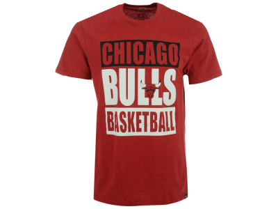 Chicago Bulls '47 NBA Men's Compton Club T-Shirt