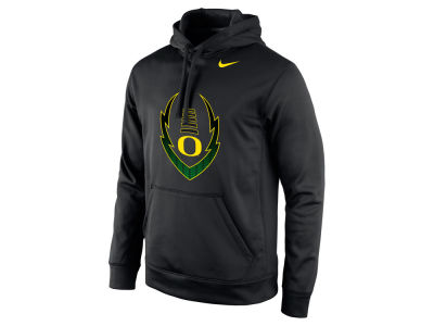 Oregon Ducks Nike NCAA Men's Football Icon Hoodie