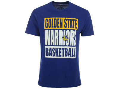 Golden State Warriors '47 NBA Men's Compton Club T-Shirt