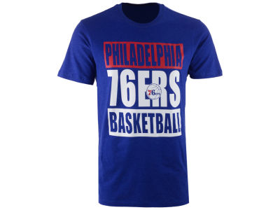 Philadelphia 76ers '47 NBA Men's Compton Club T-Shirt