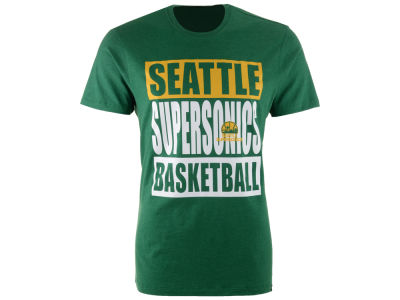 Seattle SuperSonics '47 NBA Men's Compton Club T-Shirt