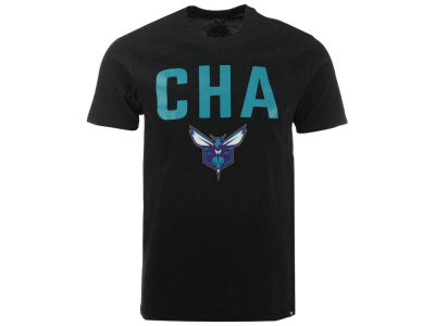 Charlotte Hornets '47 NBA Men's Ticker Club T-Shirt