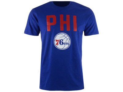 Philadelphia 76ers '47 NBA Men's Ticker Club T-Shirt