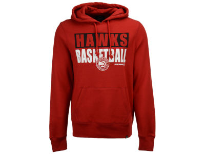 Atlanta Hawks '47 NBA Men's Knockaround Headline Pullover Hoodie