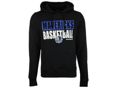 Dallas Mavericks '47 NBA Men's Knockaround Headline Pullover Hoodie