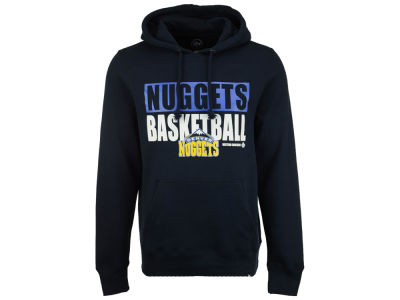 Denver Nuggets '47 NBA Men's Knockaround Headline Pullover Hoodie