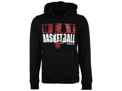 Miami Heat '47 NBA Men's Knockaround Headline Pullover Hoodie