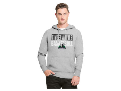 Minnesota Timberwolves '47 NBA Men's Knockaround Headline Pullover Hoodie