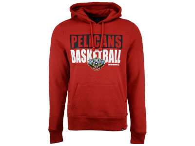 New Orleans Pelicans '47 NBA Men's Knockaround Headline Pullover Hoodie