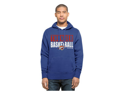 Oklahoma City Thunder '47 NBA Men's Knockaround Headline Pullover Hoodie