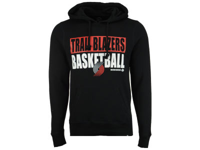 Portland Trail Blazers '47 NBA Men's Knockaround Headline Pullover Hoodie