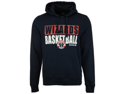 Washington Wizards '47 NBA Men's Knockaround Headline Pullover Hoodie