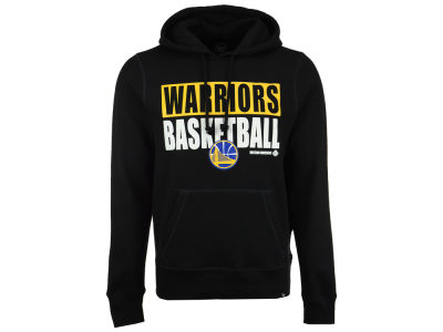 Golden State Warriors '47 NBA Men's Knockaround Headline Pullover Hoodie