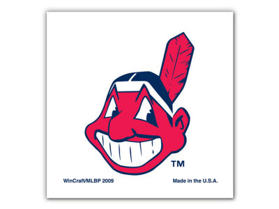 Cleveland Indians Tattoo 4-pack