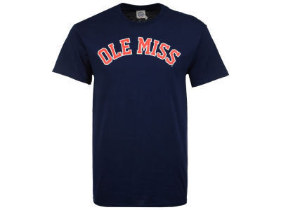 Ole Miss Rebels J America NCAA Men's Classic Arch T-Shirt