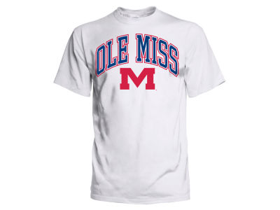 Ole Miss Rebels J America NCAA Men's Midsize T-Shirt
