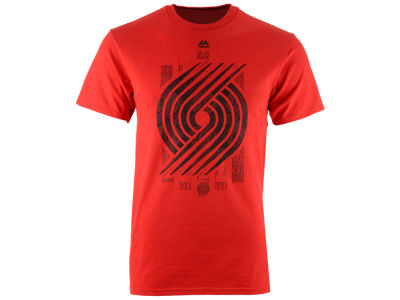 Portland Trail Blazers NBA 2 for $30 Majestic NBA Men's Fashion T-Shirt