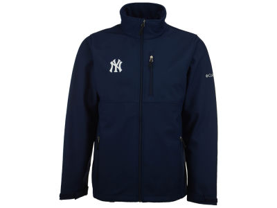 New York Yankees MLB Men's Ascender Softshell Jacket