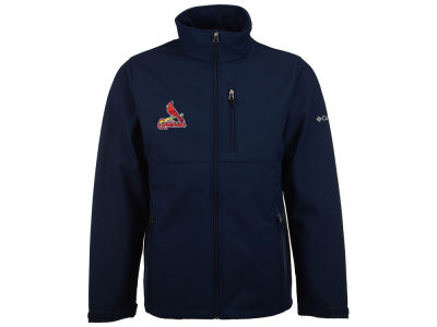 St. Louis Cardinals MLB Men's Ascender Softshell Jacket