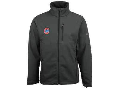 Chicago Cubs MLB Men's Ascender Softshell Jacket