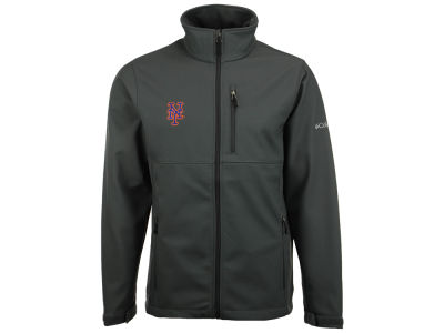 New York Mets MLB Men's Ascender Softshell Jacket