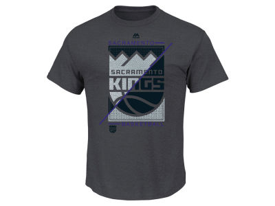Sacramento Kings Majestic NBA Men's Fashion T-Shirt