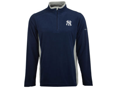New York Yankees MLB Men's Klamath Range 1/2 Zip Pullover
