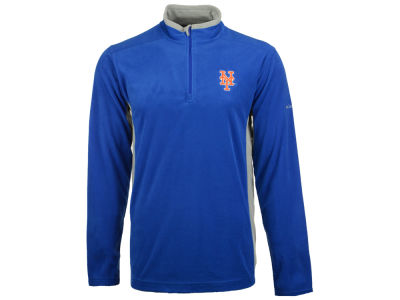 New York Mets MLB Men's Klamath Range 1/2 Zip Pullover