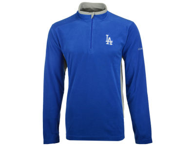 Los Angeles Dodgers MLB Men's Klamath Range 1/2 Zip Pullover
