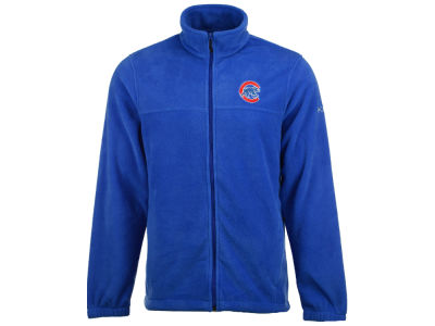 Chicago Cubs MLB Men's Flanker Full Zip Fleece