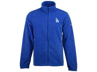 Los Angeles Dodgers MLB Men's Flanker Full Zip Fleece