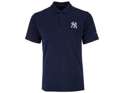 New York Yankees MLB Men's Omni-Wick Alignment Polo