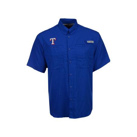 Texas Rangers MLB Men's Tamiami Shirt