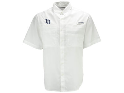 Tampa Bay Rays Columbia MLB Men's Tamiami Shirt