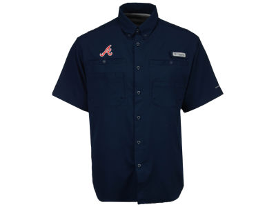 Atlanta Braves MLB Men's Tamiami Shirt