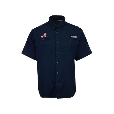 Atlanta Braves MLB Men's Tamiami Shirt