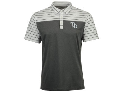 Tampa Bay Rays Columbia MLB Men's Omni-Wick Groove Polo