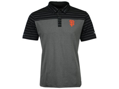 San Francisco Giants MLB Men's Omni-Wick Groove Polo