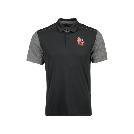 St. Louis Cardinals MLB Men's Omni-Wick Forged Polo