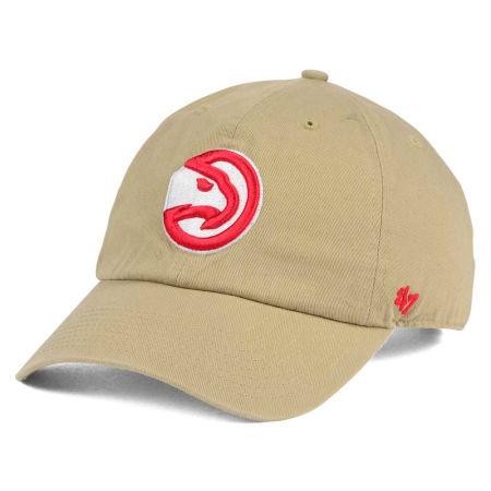 Atlanta Hawks '47 NBA Khaki '47 CLEAN UP Cap