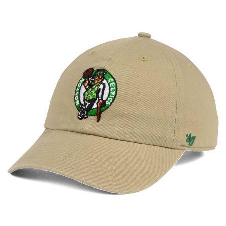 Boston Celtics '47 NBA Khaki '47 CLEAN UP Cap