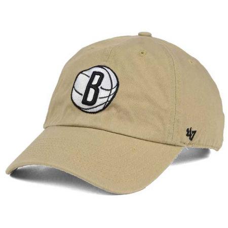 Brooklyn Nets '47 NBA Khaki '47 CLEAN UP Cap