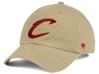 Cleveland Cavaliers '47 NBA Khaki '47 CLEAN UP Cap